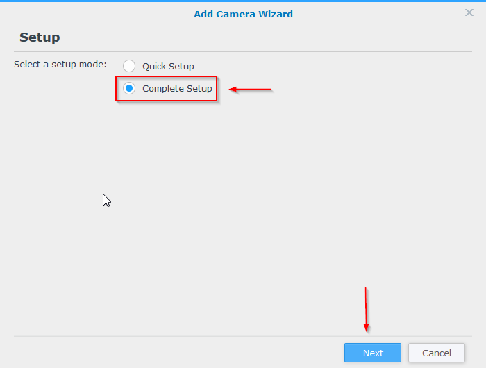HOWTO – Set up Raspberry IP Camera on Synology Surveillance